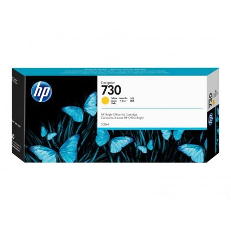 HP 730 yellow 300 ml