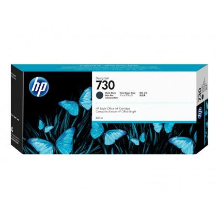 HP 730 matte black 300 ml