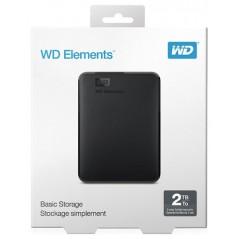 2 TB Externe Festplatte WD Elements