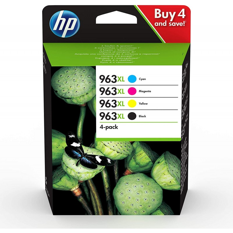 HP 963XL 4er-Pack