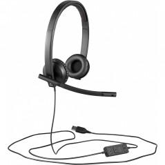 Logitech H570e USB Stereo Headse