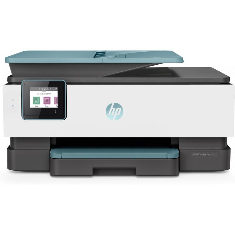 HP OfficeJet Pro 8025 LAN WiFi