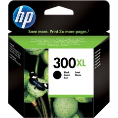 HP 300XL - 12 ml - High Yield - black -