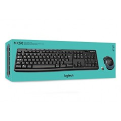 Logitech Cordless Desktop MK270 Deutsch