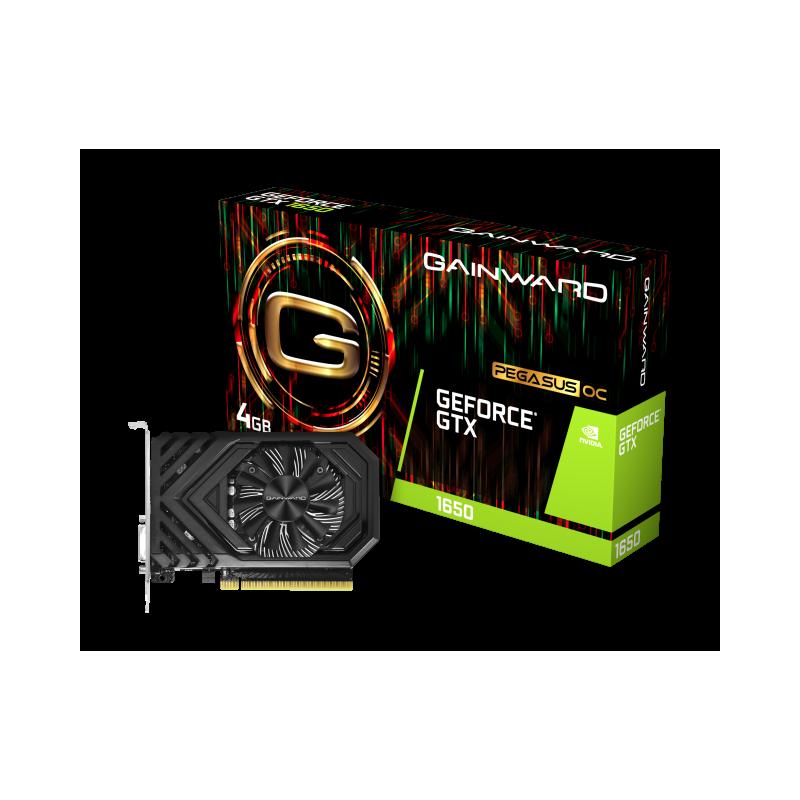 NVidia Geforce GTX 1650 - Gainward