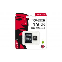 Kingston 16GB Canvas Select