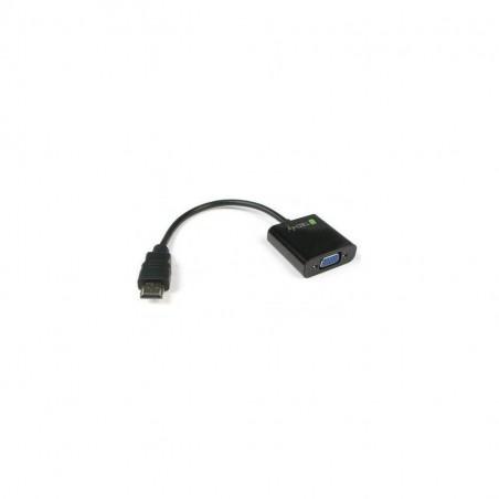 Techly HDMI zu VGA Konverter